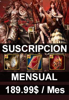 Suscripción Mensual Items Esenciales